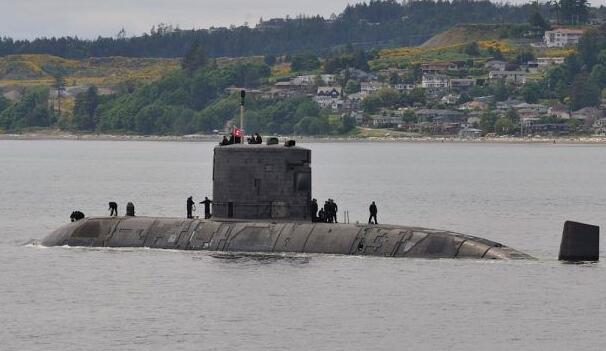 测试遭遇重大事故,加拿大潜艇部队或
