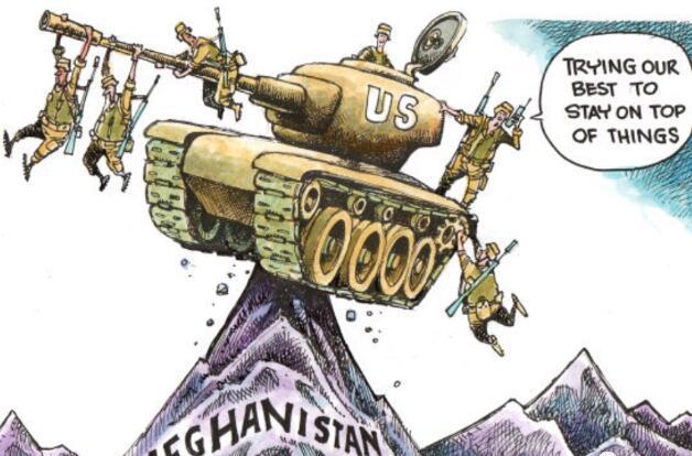 """""""20年折一剑""""重要的战场,美国就这样认输了!"""