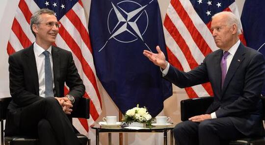 拜登将亲赴北约峰会 寻求盟友合作共同遏制中国!