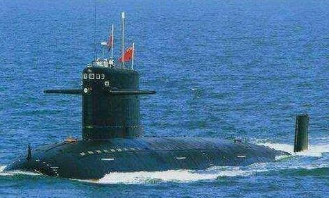 全球首例,中国海军372潜艇的180秒生死沉浮!
