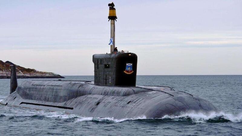 印度提前归还俄核潜艇:都是高压气瓶爆炸惹的祸
