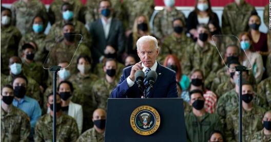 拜登G7前放狠话:普京想知道什么由我说了算!