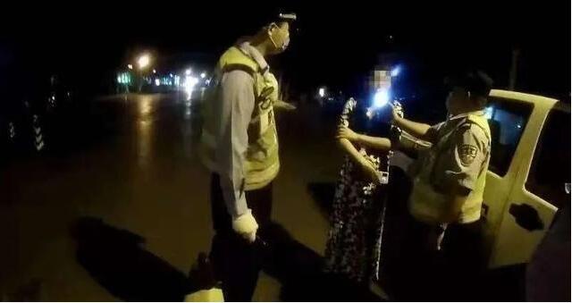 河北一女子醉驾被查后称:查我一女的,你们忍心吗?我是211大学毕业