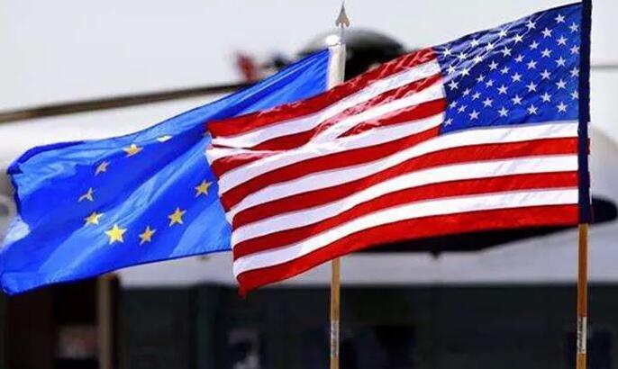 美媒曝光美欧峰会草拟文件:美欧想组建科技、贸易联盟对抗中国