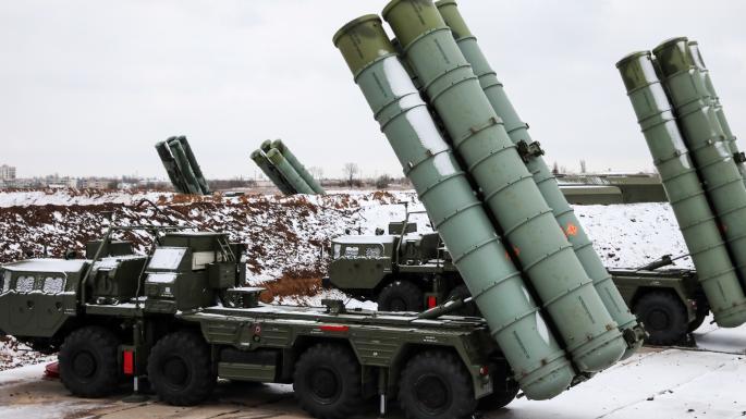 俄北极导弹营将全部换装S400 构建北极防空穹顶