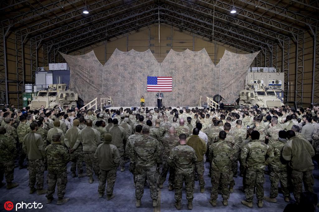 """受""""政治正确""""庇护的美国军工对中国威胁有多大?"""