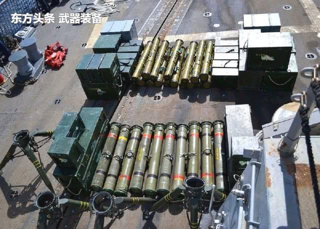 美战舰截获一艘小船,内藏大批部件欲送往也门