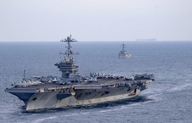 导弹瞄准美军21座基地:判美国赔偿1300亿,要钱,还是要命?