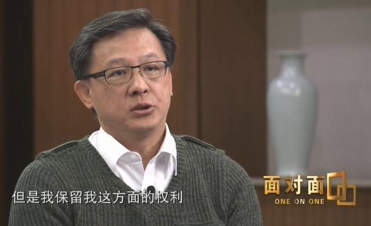 央视专访何君尧:遇刺使我恐惧 但仍要做分内之事 不做逃兵