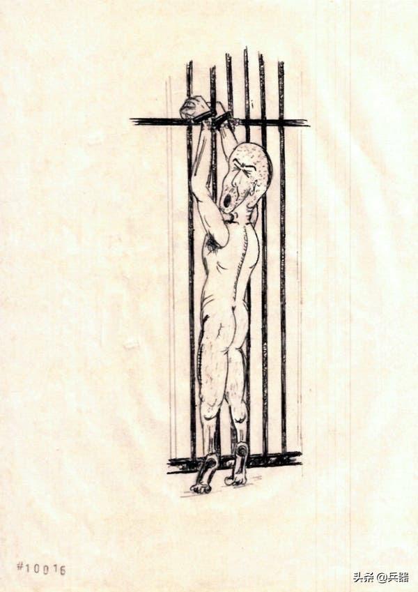美国酷刑逼供曝光:中情局恶行被囚犯画在纸上,将法制看作儿戏