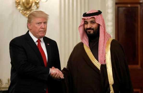 沙特王储致电特朗普 承诺配合美调查军事基地枪击