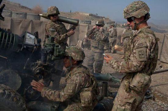 美媒爆内部文件指美政府隐瞒阿富汗战争实情