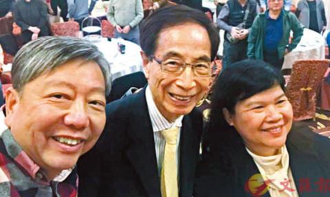 李卓人被香港市民追骂