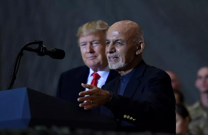 美媒曝光阿富汗战争内部文件:美国人民一直被欺骗