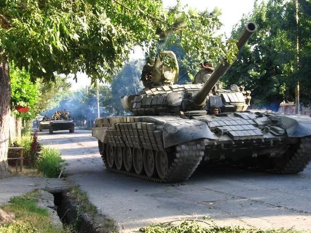 从俄格战争分析现代化战争的致胜秘诀