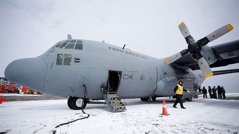 从智利军机空难看极地飞行之难:超低温把燃油都冻住