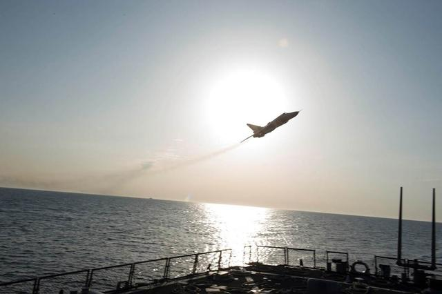 能不能击沉美军航母?专家:就算十艘都来也是活靶子