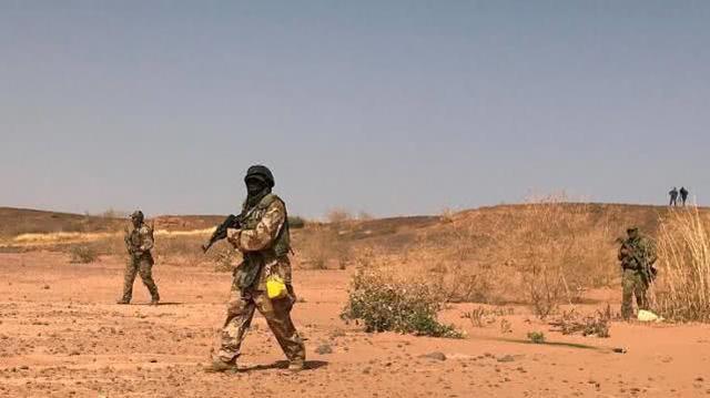 尼日尔一座军营遭武装分子袭击,至少71名士兵被杀