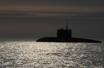 俄一艘潜艇部分沉没 并无人员伤亡和燃料损失