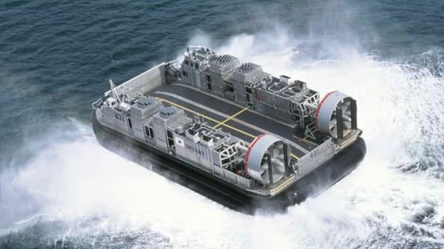 增强两栖作战能力,韩国增购4艘大型气垫登陆艇