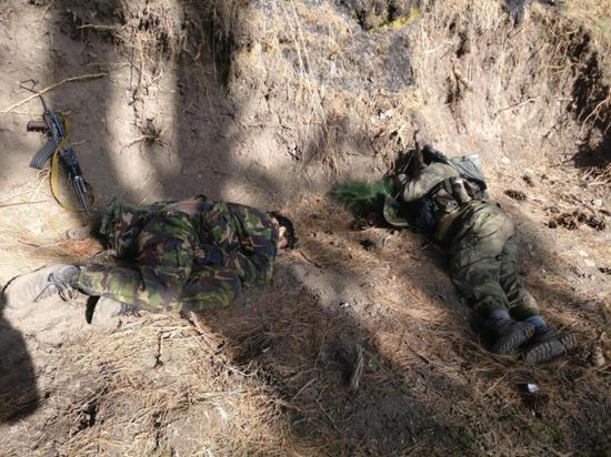 6名印军遇袭阵亡,防弹衣被射穿,印度:这种子弹只有中国可生产