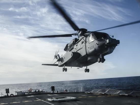 美出口捷克12架直升机替换俄制武器 总额超6亿美元