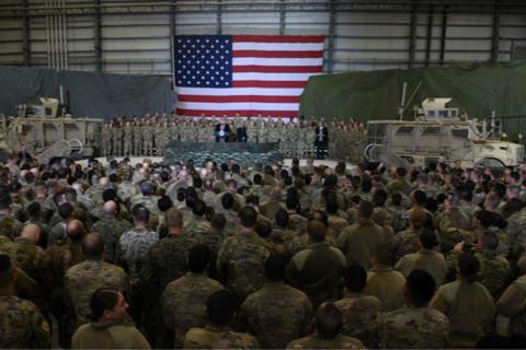 美媒:特朗普政府计划下周宣布从阿富汗撤军4000人