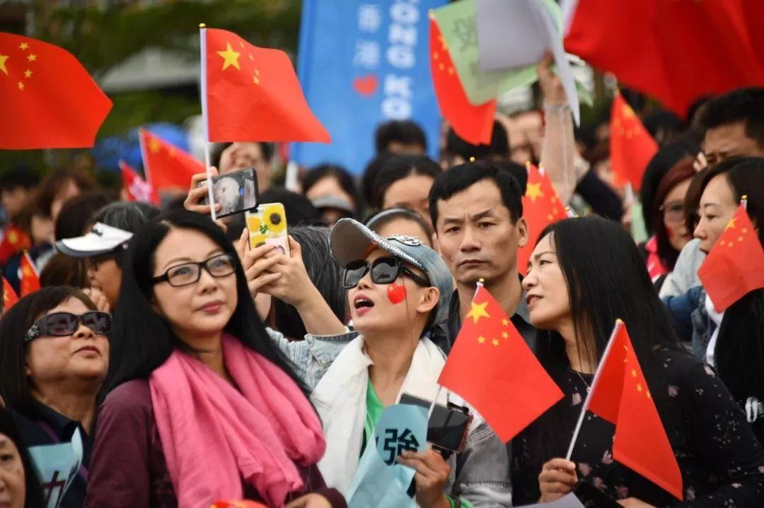 香港今举办反暴力集会,发起人是曾在香港机场对抗暴徒的他