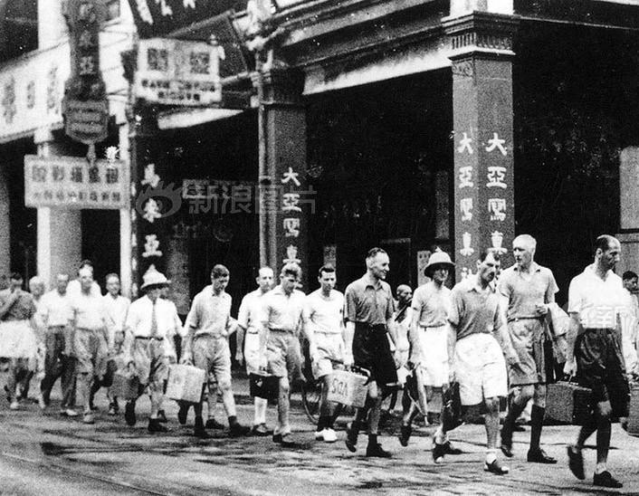 抗战时期的香港 如何成为美军在东南亚最重要的情报站?