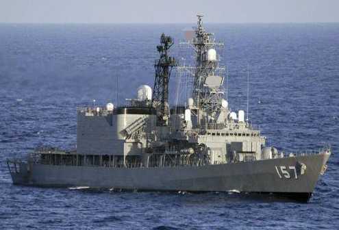 """日本最快下月向中东派自卫队 日媒:独立于美""""护航联盟"""""""