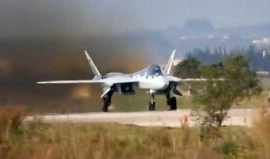 接受實戰檢驗:俄軍兩架蘇57再次征戰敘利亞