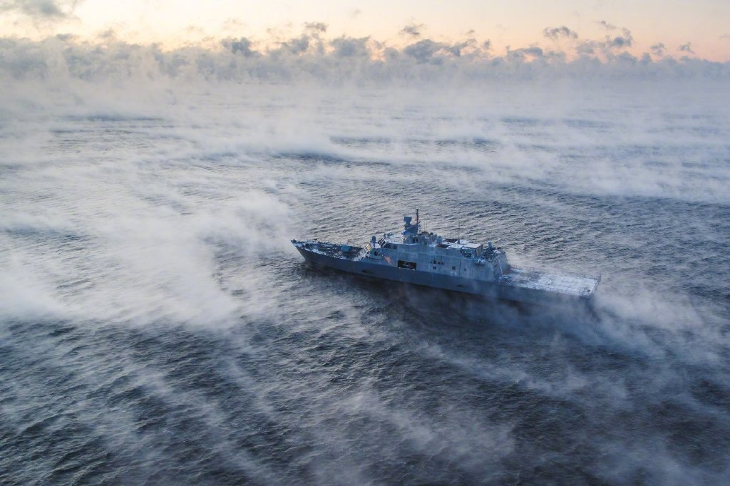 美验收第10艘自由级濒海战斗舰:数量和战力同步提升