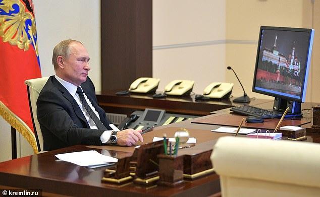 普京办公电脑仍用Win XP,俄媒称为保密不能升级