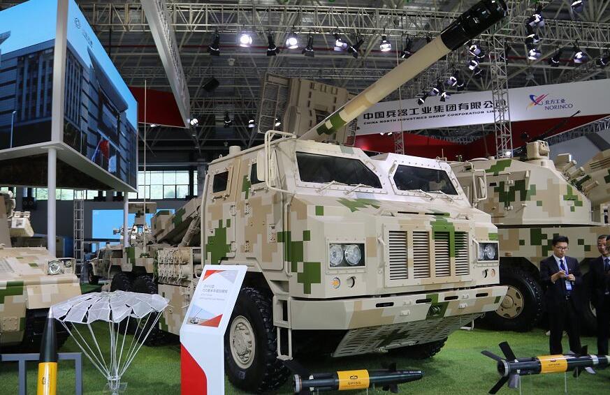 中国155mm卡车炮斩获大单:巴铁希望采购236门部署印巴边境