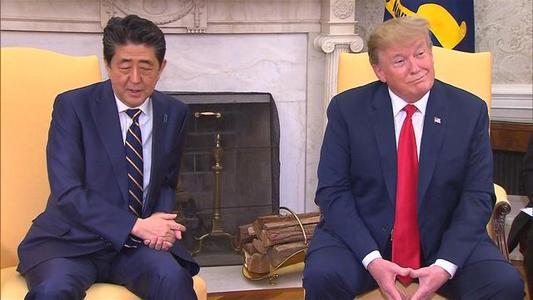 """日本欲""""改换门庭""""?特朗普紧张了!"""
