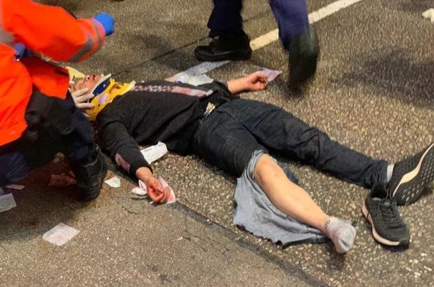 香港暴徒砸英资银行,是眼瞎吗?非也
