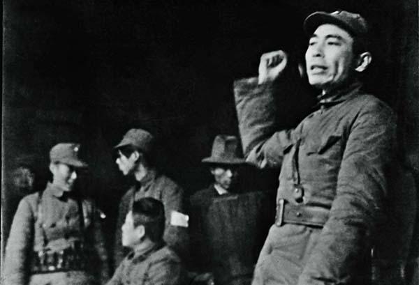你知道吗?聂荣臻 叶挺 也曾当过摄影师 这些照片难得一见!