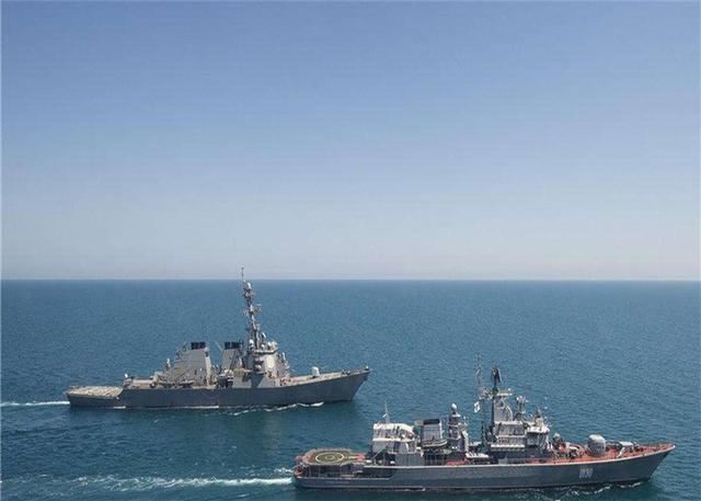 美驱逐舰再犯黑海,俄军毫不客气,多架战机带弹出击