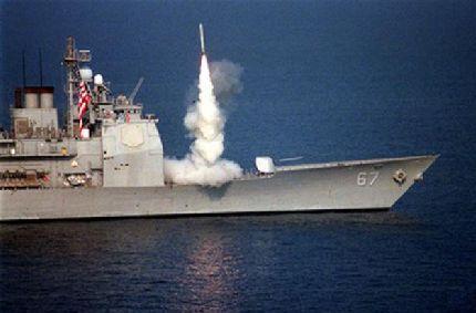 黄海警报响起,美舰逼近海岸线,一路跟踪要胆战心惊