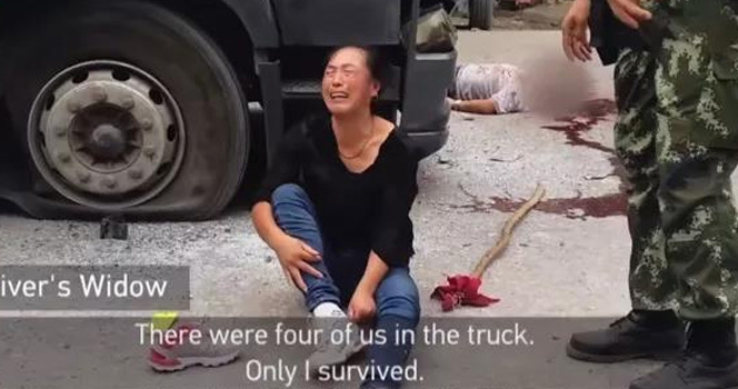 总台一部纪录片刷屏:上百名警察殉职背后 是新疆反恐的真相!