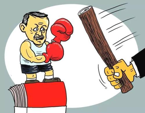 土耳其境内美军基地不保?土外长暗示将报复美方制裁
