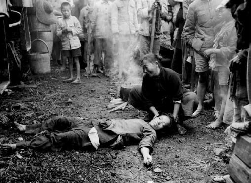 抗戰大后方的面孔:從逃生列車上跌落的女童