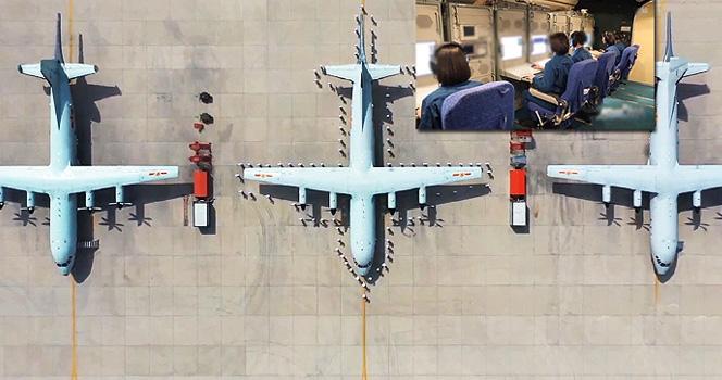 中國高新反潛機已成規模!機艙操作平臺曝光相當寬敞