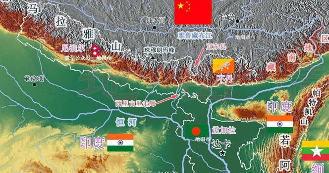 洞朗事件后 藏南多地基建规模快速扩大,印上将:难以想象