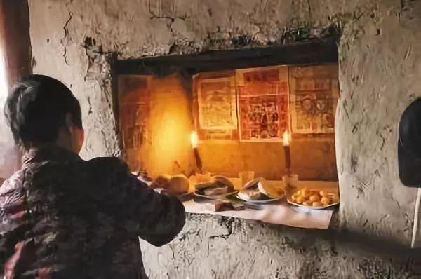 腊八节10张中国老照片 张张戳中回忆!