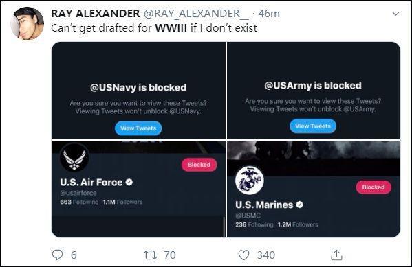 """华盛顿、纽约进入戒备状态,美国网友懵了:""""第三次世界大战""""?"""