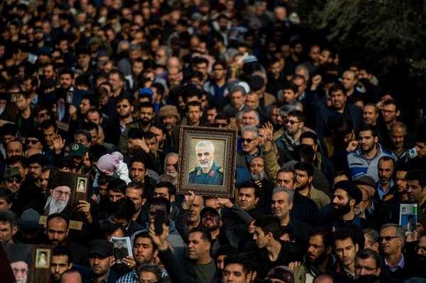 一周军评:苏莱曼尼遇害,但他的遗产依旧团结着什叶派
