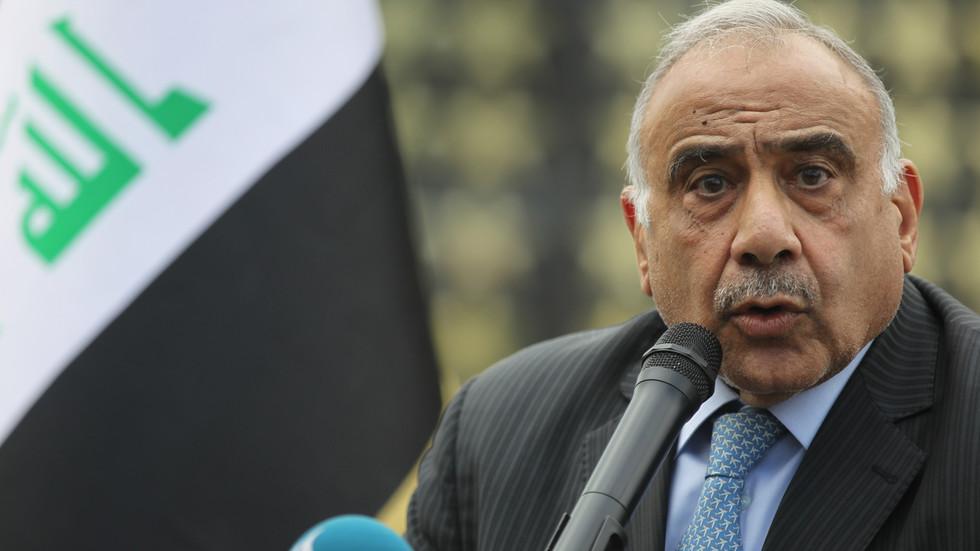伊拉克议会全票通过决议要求外国军队撤离 伊朗媒体:是让美军走