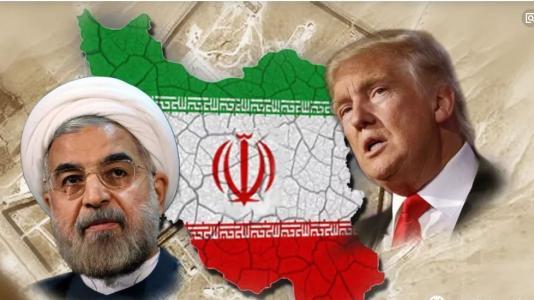 重大暗示!圣城升起复仇的红旗!伊朗连出5招