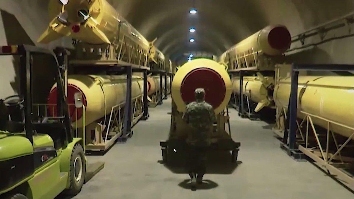 伊朗动用何种武器打击美军基地?残骸曝光导弹型号